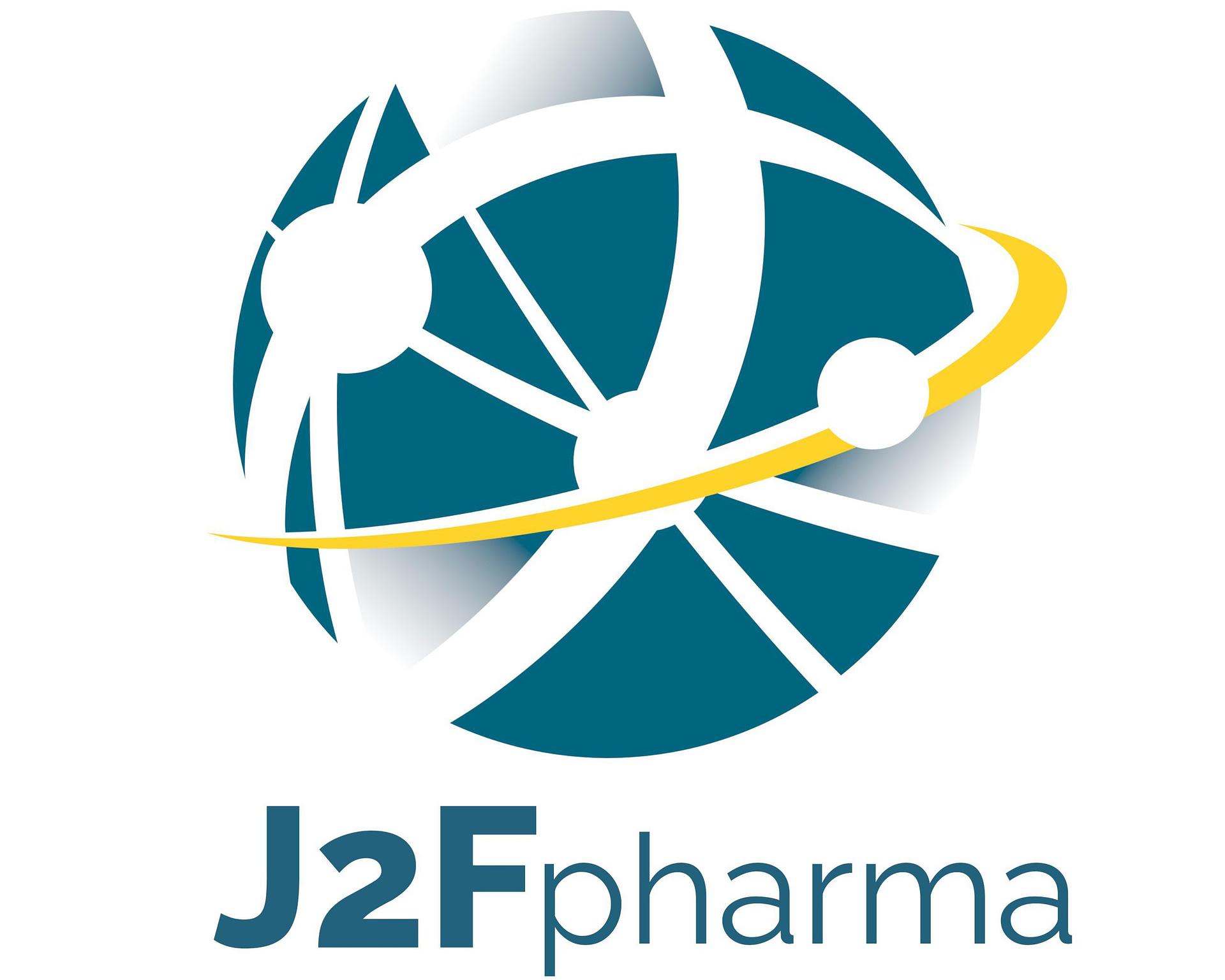 J2Fpharma's logo
